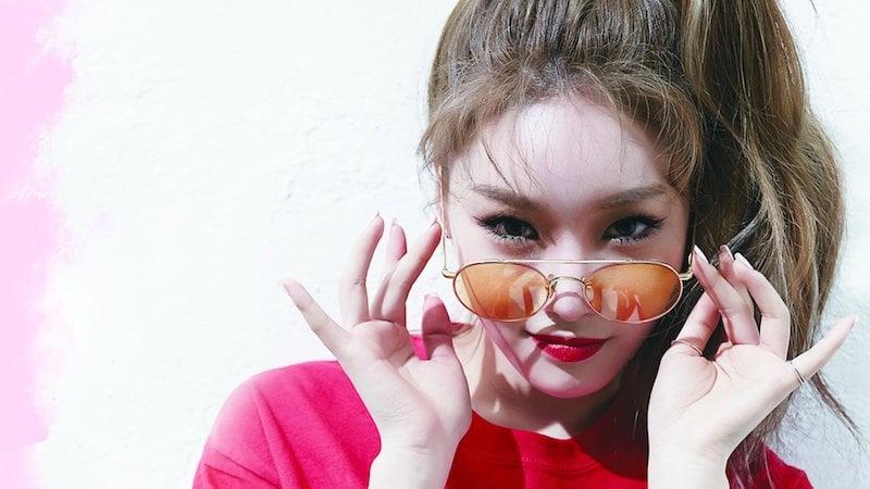 """Kim Chungha aparecerá en """"Yoo Hee Yeol's Sketchbook"""" para su próximo debut en solitario"""