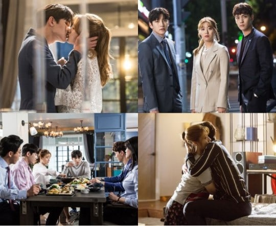"Los ratings para ""Suspicious Partner"" se acercan a los de ""Ruler: Master Of The Mask"" con reciente escena de beso"