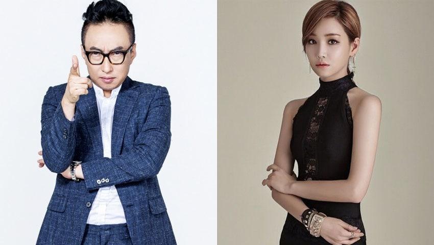 """Park Myung Soo y Lee Yoo Ri presentarán un nuevo programa con """"esposas celebridades"""""""