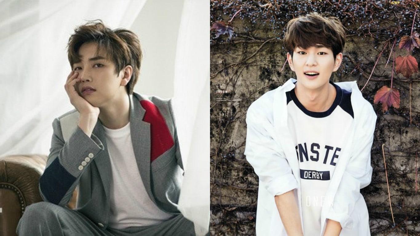 """""""Fantastic Duo 2"""" revela adelanto de Sandeul de B1A4 y Onew de SHINee cantando """"Lucifer"""""""
