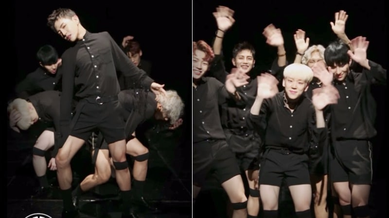 """A.C.E realiza una impresionante versión de baile de relevos de su tema de debut """"Cactus"""""""