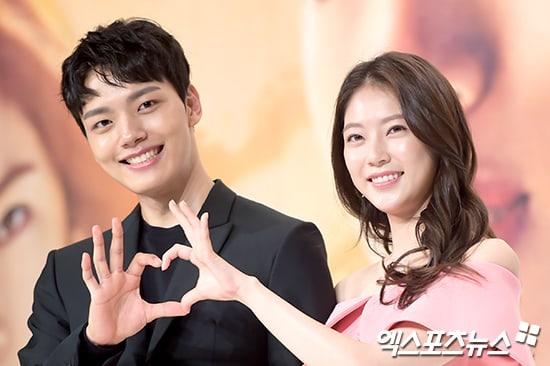 """Gong Seung Yeon comenta sobre lo maduro que es su co-estrella de """"Circle"""", Yeo Jin Goo, cuando se trata de actuación"""