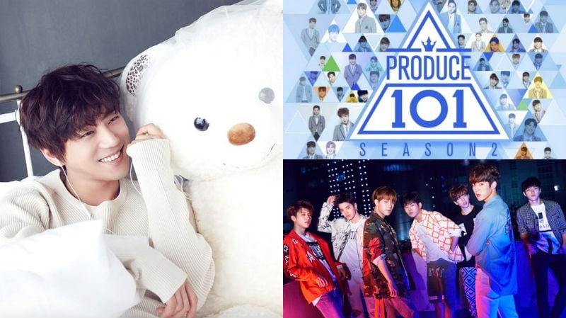 """Hwang Chi Yeol escoge a concursante de """"Produce 101 Season 2"""" y a los miembros de INFINITE como sus estudiantes más memorables"""