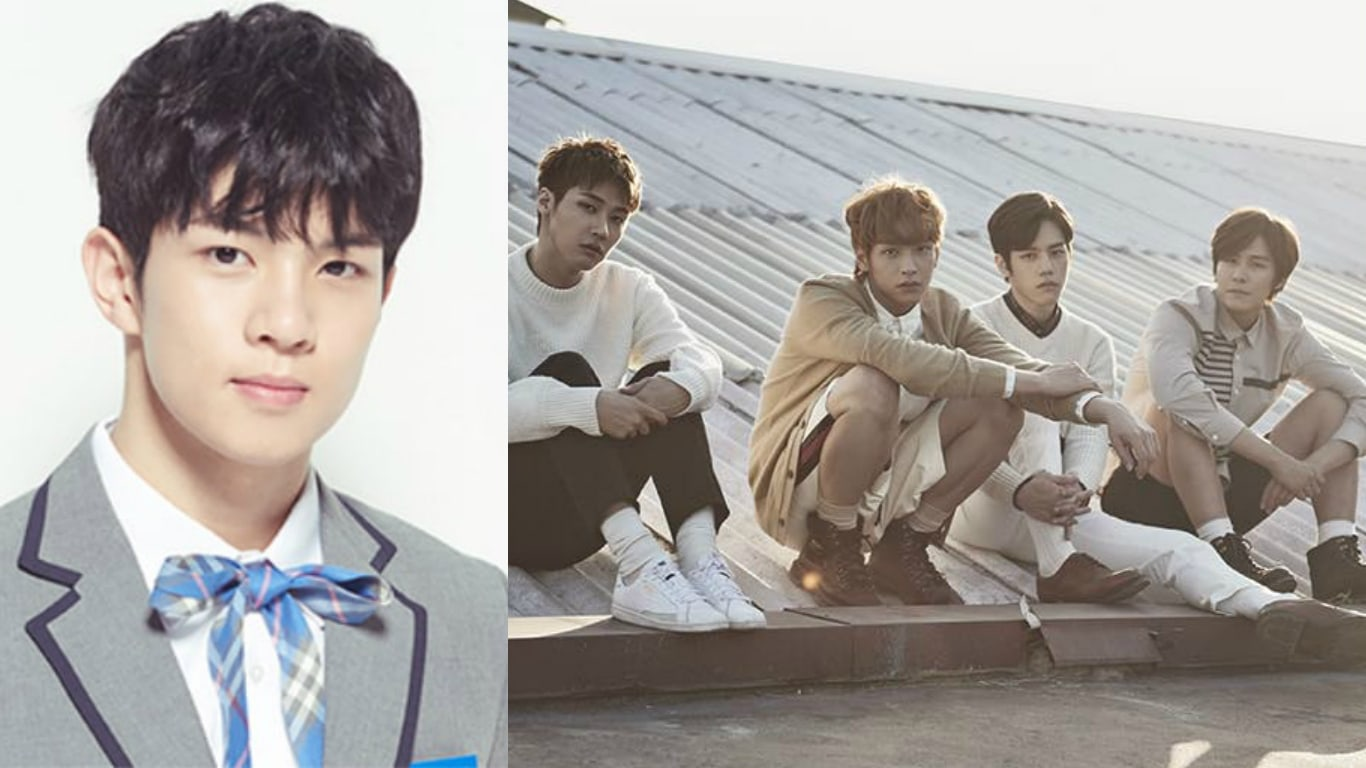 """Yoo Hoe Seung de """"Produce 101 Season 2"""" será el nuevo miembro de N.Flying"""