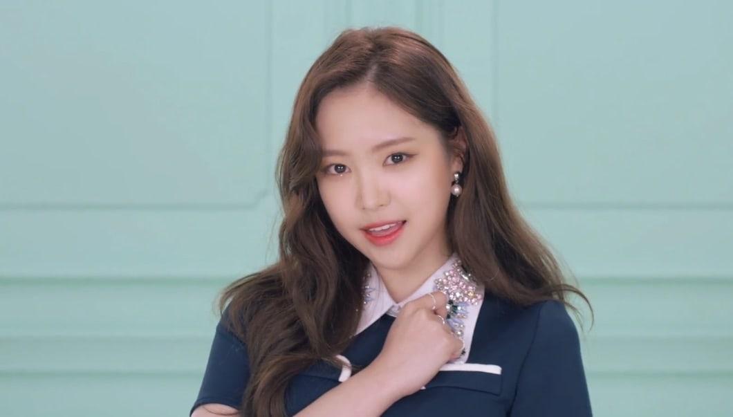 """[Actualizado] Naeun de Apink es cautivadora en nuevos teasers para """"Pink UP"""""""