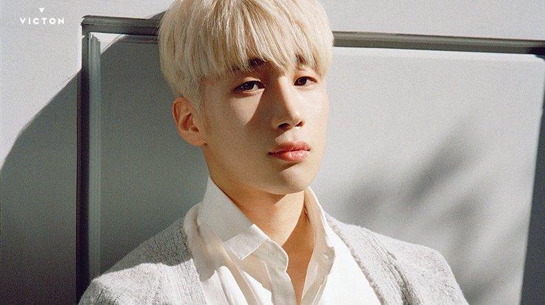 """Seungwoo de VICTON le regala a sus fans una canción producida por él mismo bajo el nombre de """"Crush On U"""""""