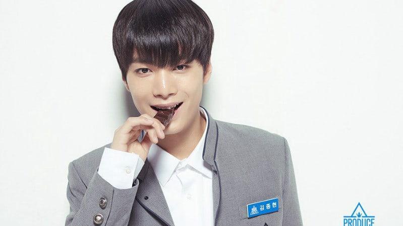 """Kim Jong Hyun elegido como el participante por el que todos lamentan su eliminación en """"Produce 101 Season 2"""""""