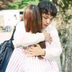 "Yeo Jin Goo y Gong Seung Yeon comparten un abrazo para un cambio de ambiente en fotos adelanto de ""Circle"""