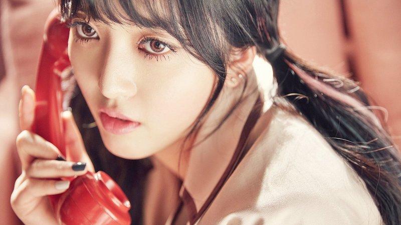 Chanmi de AOA lanza teaser para un nuevo proyecto de presentación de baile