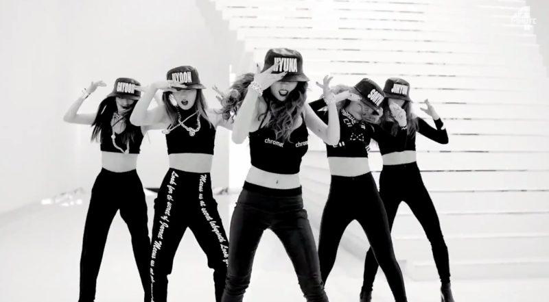 Prueba: ¿Puedes adivinar la canción de 4Minute solo con una frase?