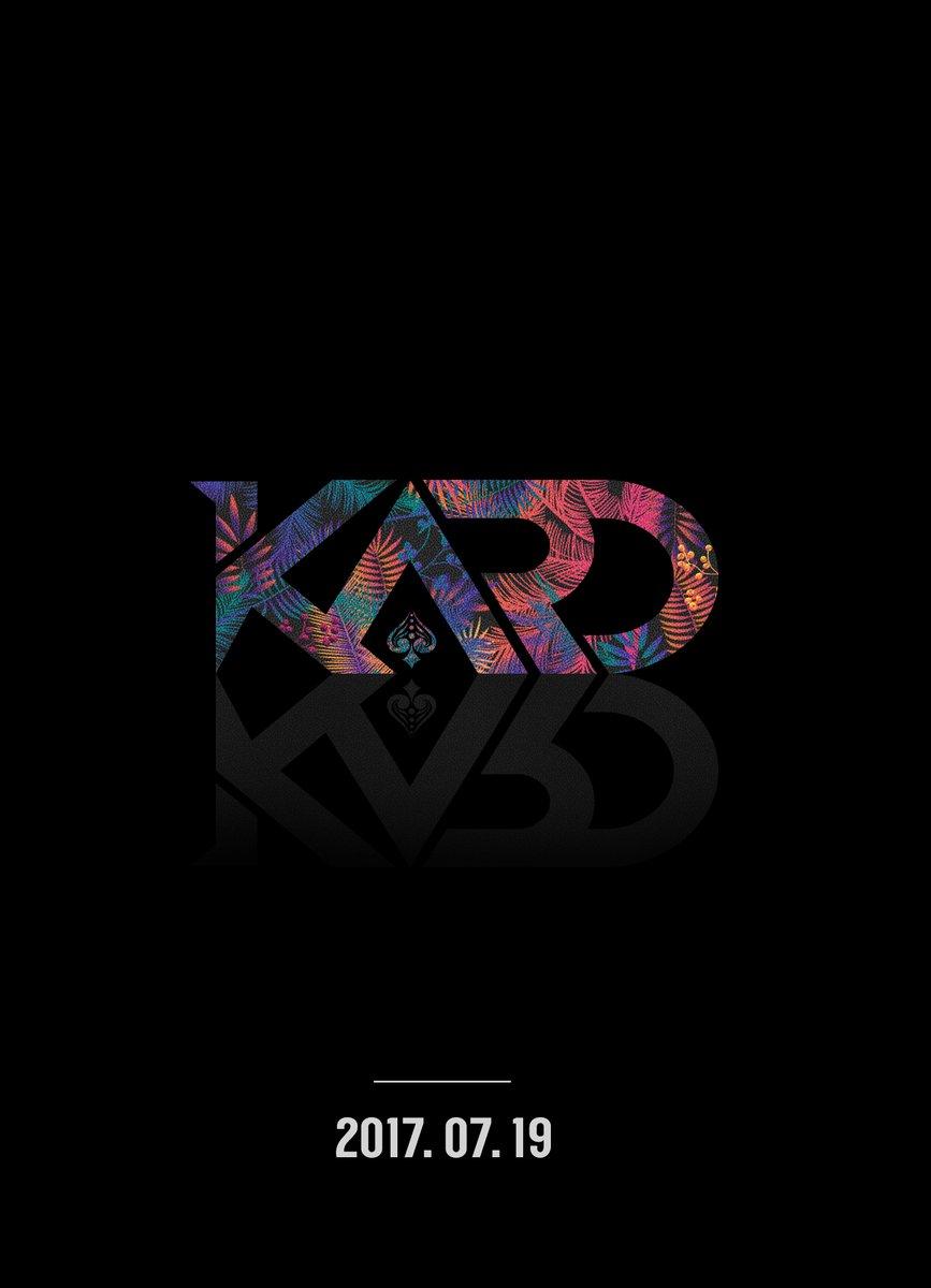 K.A.R.D anuncia su fecha de debut oficial con nueva imagen teaser