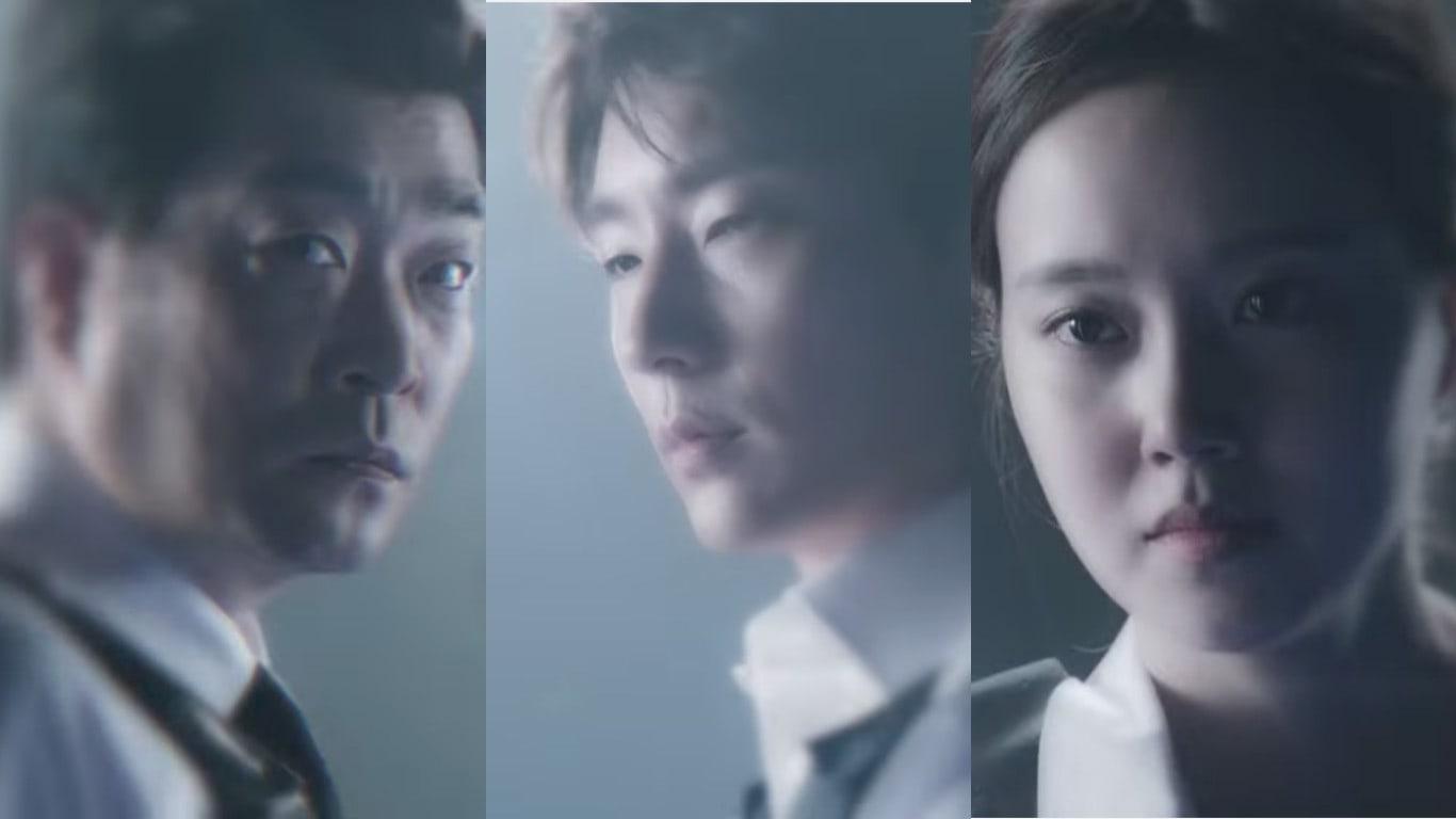 """""""Criminal Minds"""" de tvN publica el 1er vídeo teaser y descripción de personajes principales"""