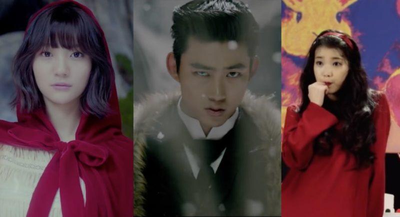 12 MVs de K-Pop que están basados en tus cuentos de hadas favoritos