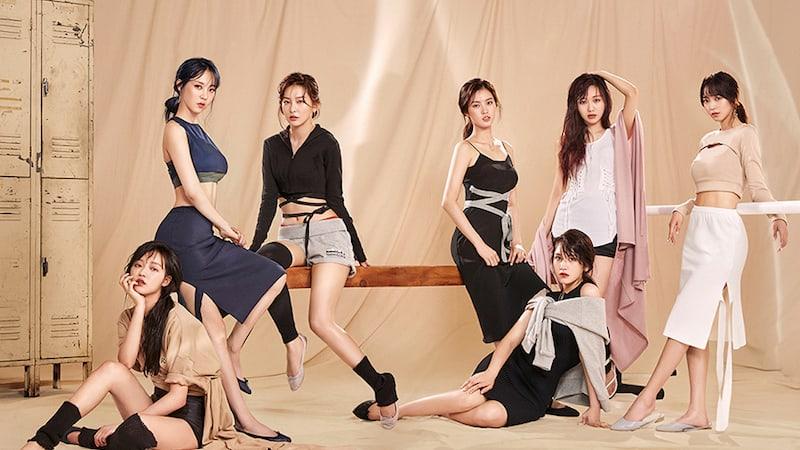 """El grupo proyecto Girls Next Door actuará en """"Music Bank"""" la próxima semana"""