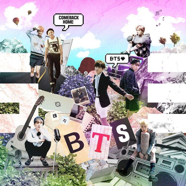 """El remake de BTS para el clásico """"Come Back Home"""" de Seo Taiji And Boys está aquí y está candente"""