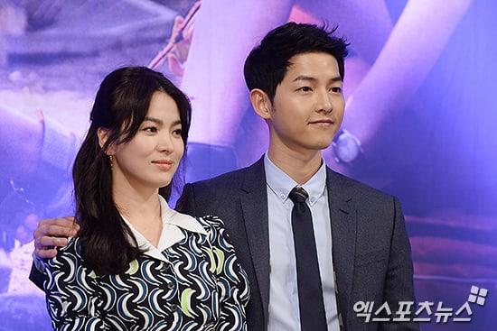[Último minuto] Song Joong Ki y Song Hye Kyo se casarán en octubre