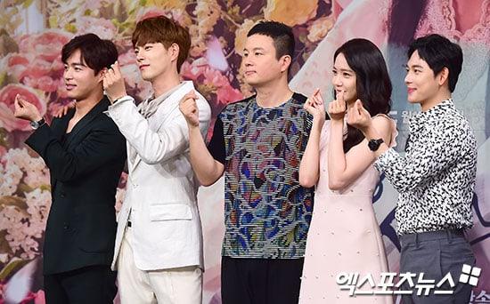 """El protagonista de """"The King Loves"""" Im Siwan se despide antes de iniciar su servicio militar + Oh Min Suk elogia la actuación de YoonA"""