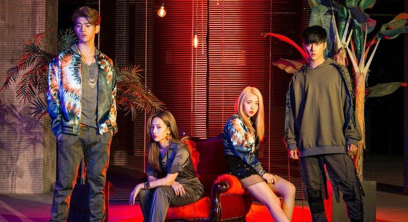 K.A.R.D revela lista de pistas para su muy anticipado mini álbum de debut