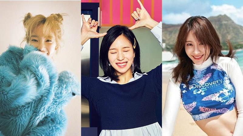 10 ídolos femeninas con risas increíbles que pueden llenar de luz una sala