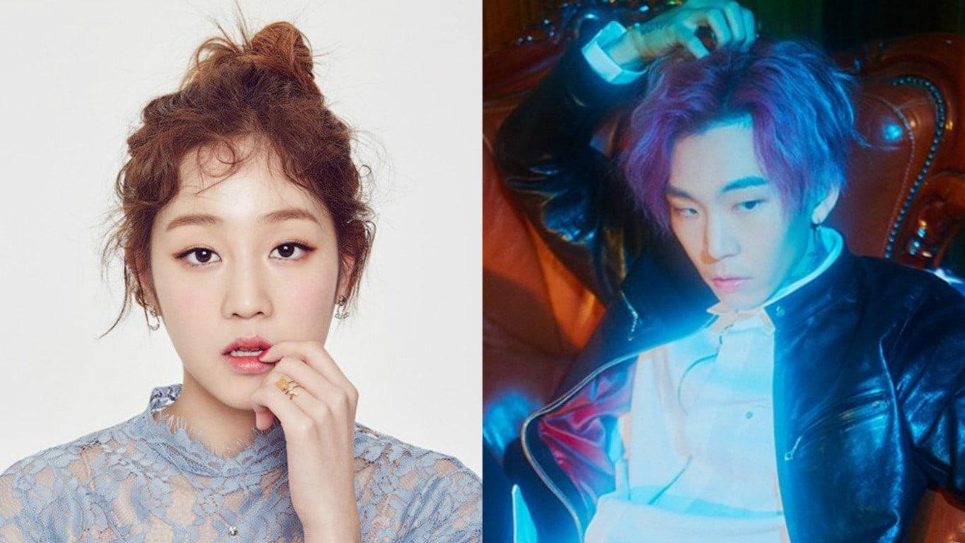 Park Bo Ram y Samuel Seo niegan los rumores de relación