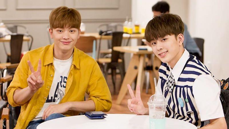 Yook Sungjae de BTOB y el trainee de Cube, Yoo Seon Ho, aparecerán en nuevo comercial