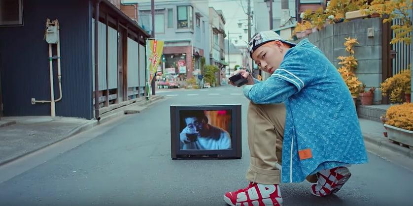 "Zico de Block B te llama ""ARTIST"" en un MV funky"