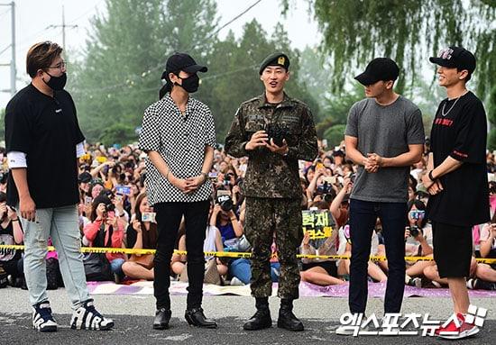 Eunhyuk de Super Junior agradece a los fans por esperar a que terminara su servicio militar