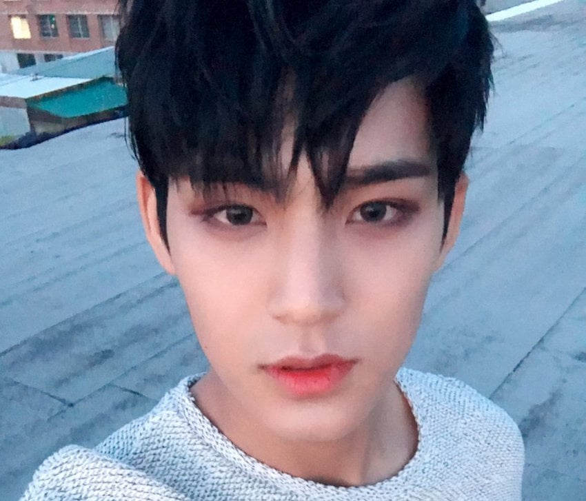 Mingyu de SEVENTEEN actuará por primera vez en un sitcom tailandés