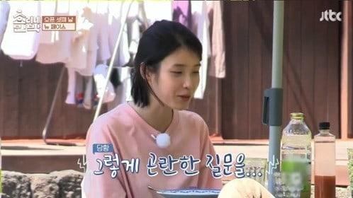 Lee Hyori pone a IU en una situación difícil con una pregunta sobre su esposo Lee Sang Soon