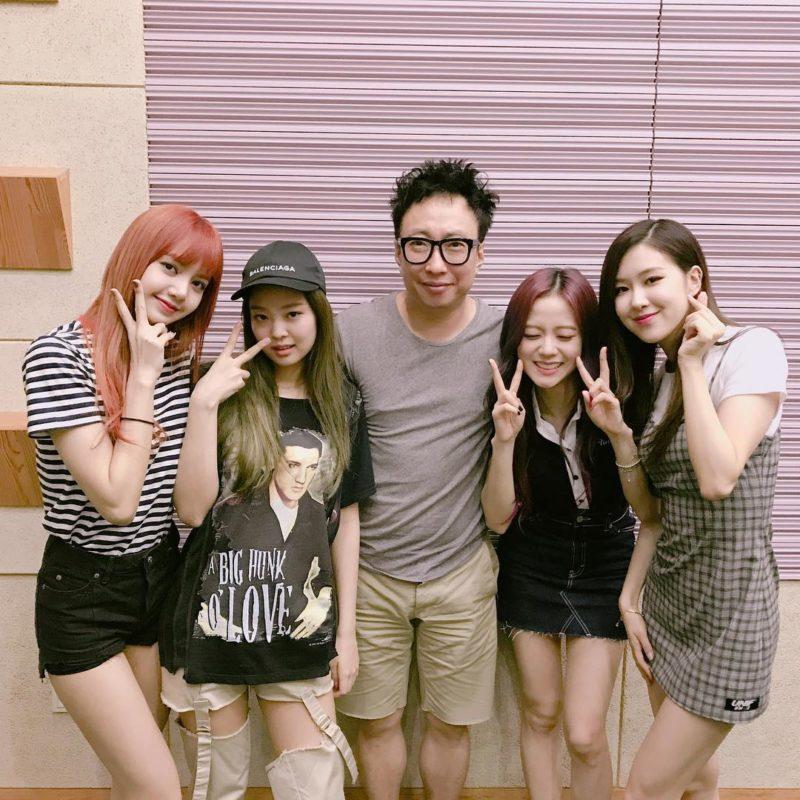 BLACKPINK revela con qué frecuencia las reconocen en la calle + Park Myung Soo revela que las chicas son las ídolos más bonitas que ha visto