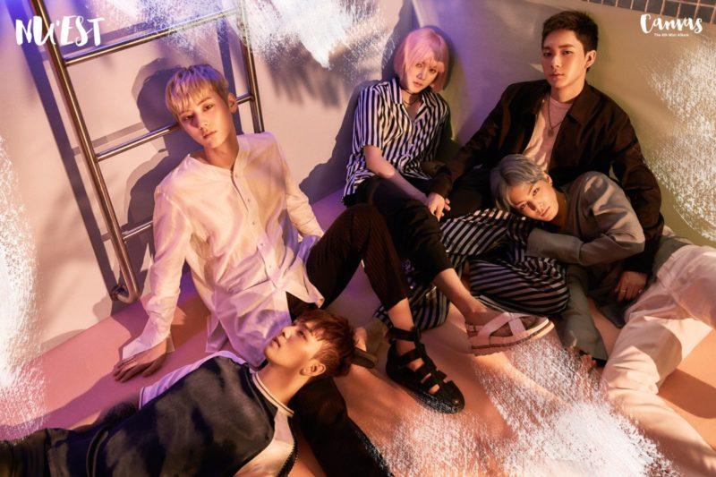 """La canción """"Happy Birthday"""" del 2012 de NU'EST llega a la cima de las listas musicales en tiempo real por primera vez gracias al cumpleaños de Baekho"""