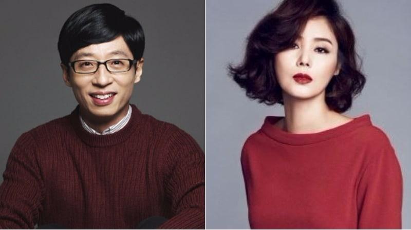 Se revela que Yoo Jae Suk y Kim Sung Ryung donaron para ayudar a las mujeres de solaz
