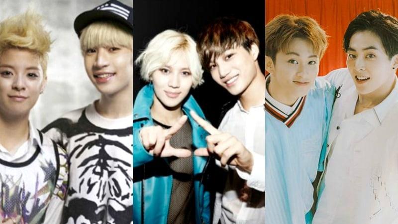10 colaboraciones perfectas de artistas de SM