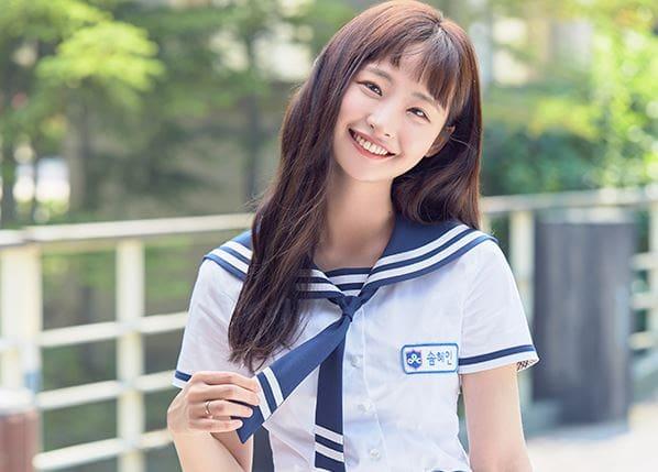 """Som Hye In de """"Idol School"""" responde a comentarios maliciosos y aclara que dejó el programa debido a la anorexia"""