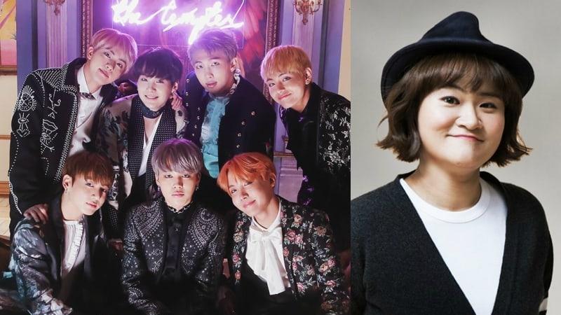 Kim Shin Young explica por qué BTS ha dejado una gran impresión en ella