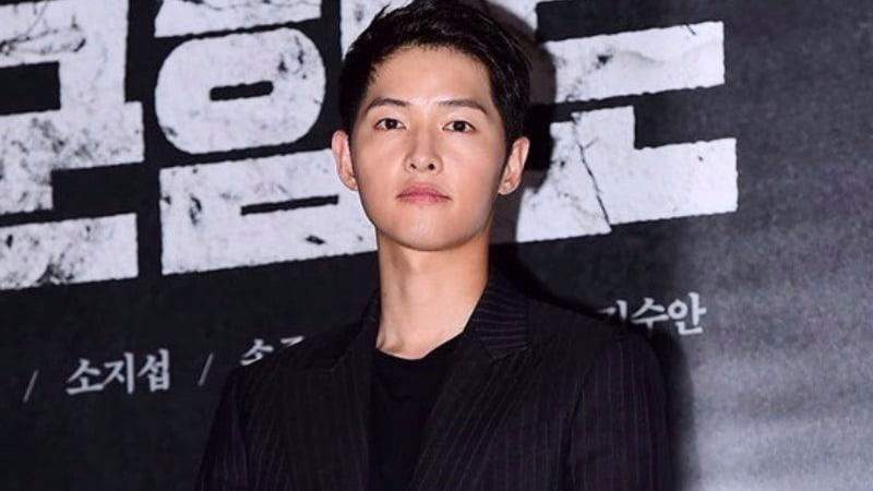"""Song Joong Ki en conversaciones para aparecer en """"Newsroom"""" de JTBC"""