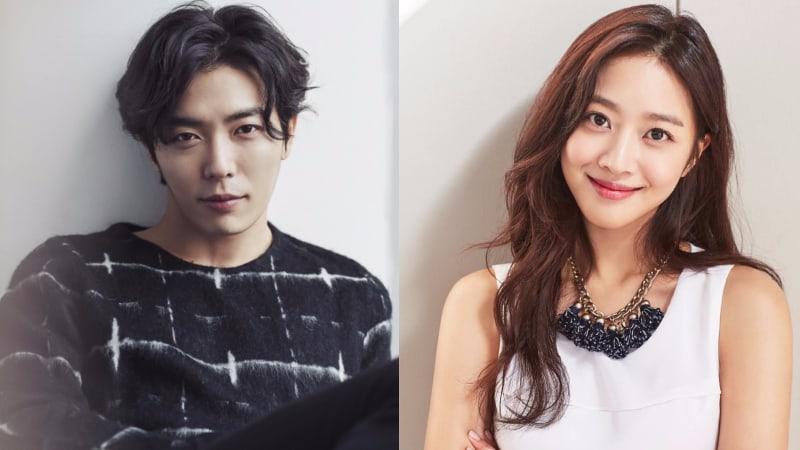 Kim Jae Wook y Jo Bo Ah confirmados para unirse a Seo Hyun Jin y Yang Se Jong en próximo drama