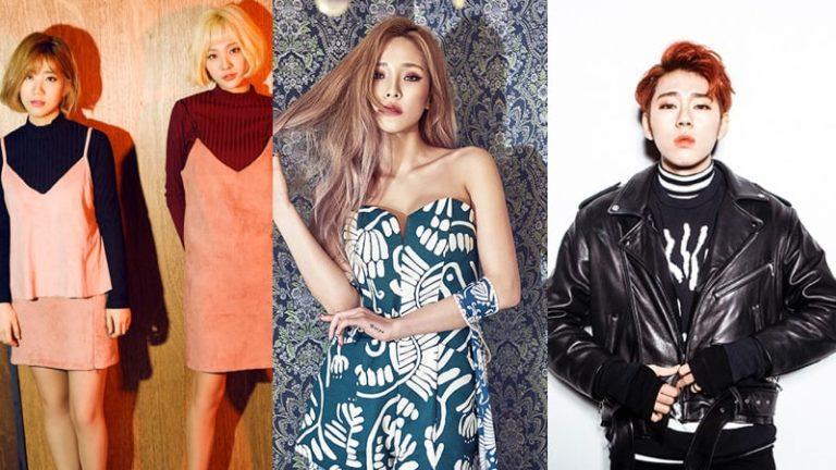 7 artistas que dominan las listas pase lo que pase