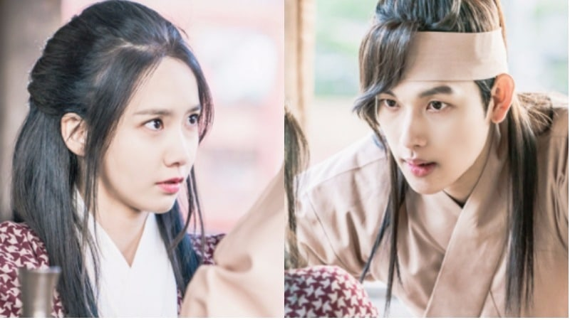 """Im Siwan y YoonA llevan a cabo una investigación que acelera los corazones en recientes imágenes para """"The King Loves"""""""