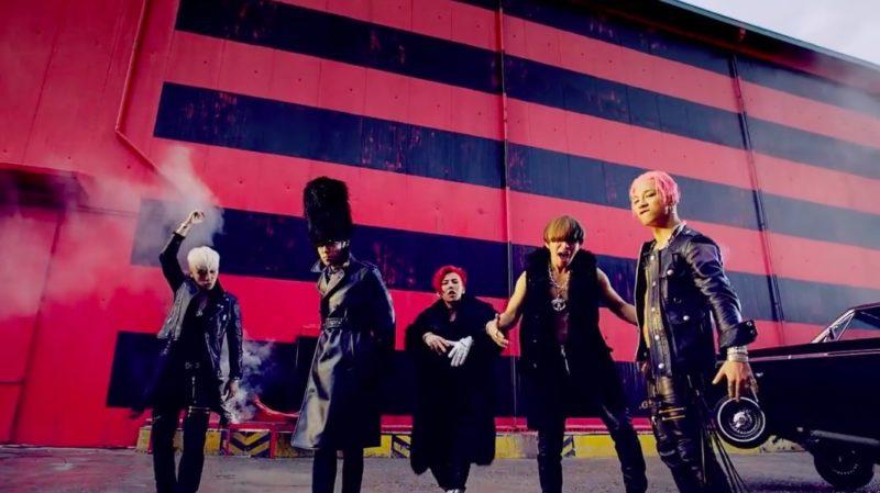 """""""BANG BANG BANG"""" de BIGBANG llega a 250 millones de visitas"""