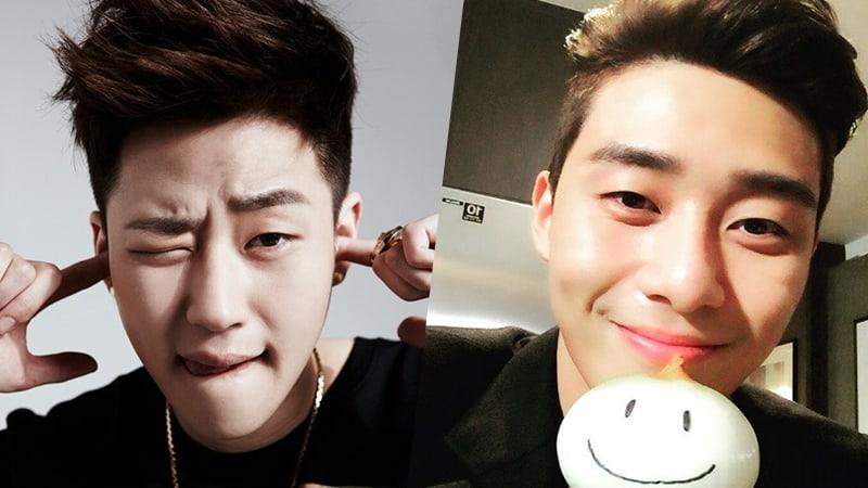 El rapero DinDin explica por qué ya no menciona su parecido a Park Seo Joon