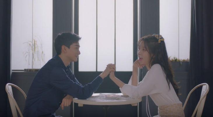 """Raina y Aron de NU'EST van a una cita en el adorable MV para """"Loop"""""""