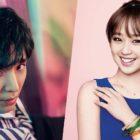 Se revela que Choi Jong Hun de FTISLAND y la gimnasta Son Yeon Jae han roto