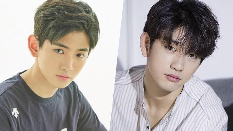 """Lee Eui Woong de """"Produce 101 Season 2"""" habla sobre su parecido con Jinyoung de GOT7"""