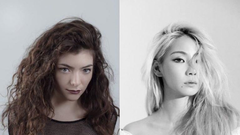 Lorde expresa su deseo de colaborar con CL