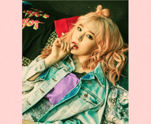 """[Actualizado] Sunny de Girls' Generation es presentada en nuevo teaser para su regreso con """"Holiday Night"""""""