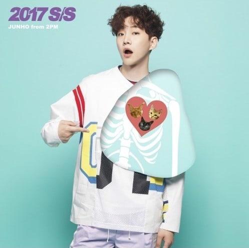 Junho de 2PM logra posiciones altas en las listas musicales con su nuevo álbum japonés