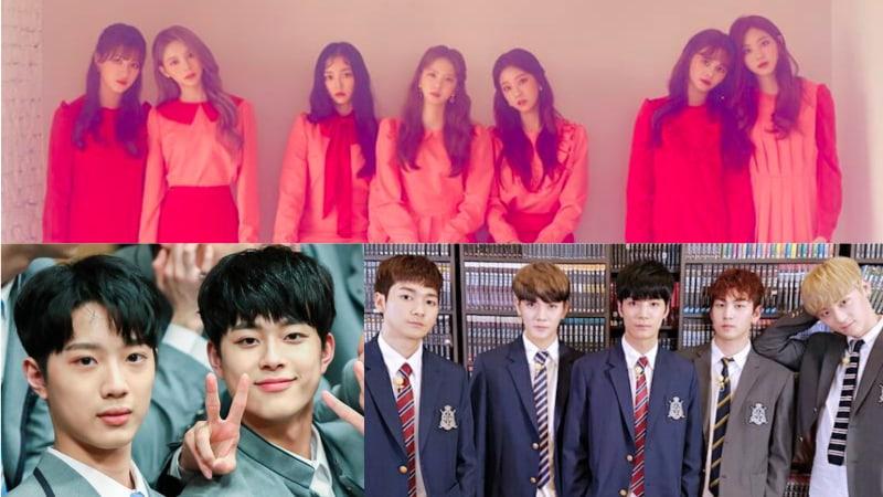 Las integrantes de CLC hablan de Yoo Seon Ho, Lai Guan Lin y de ser admiradoras de NU'EST
