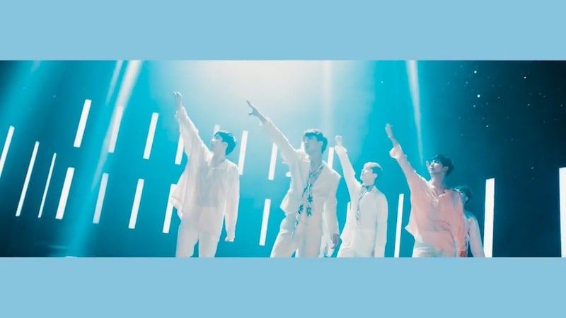"Boyfriend revela impresionante teaser para el video musical ""Star"""
