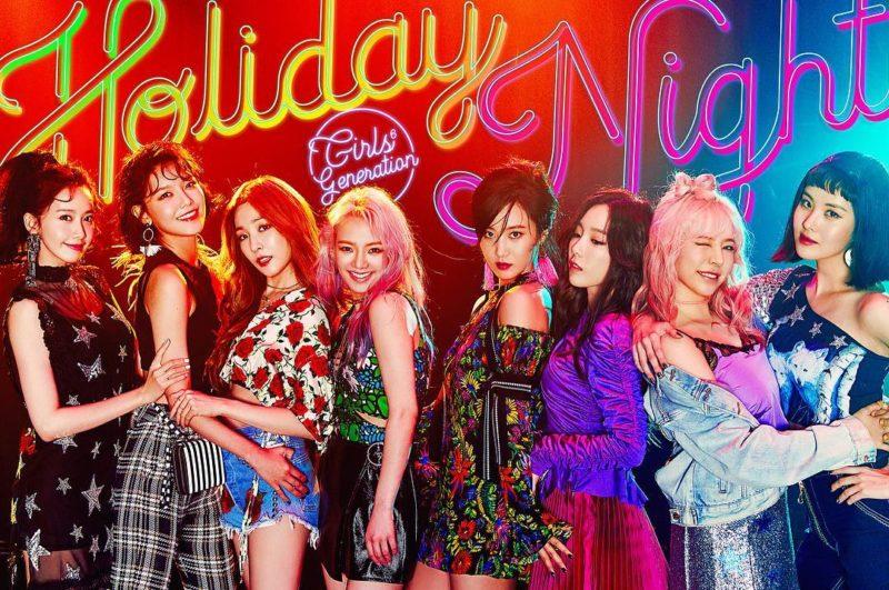 Fans celebran los 10 impresionantes años del debut de Girls' Generation